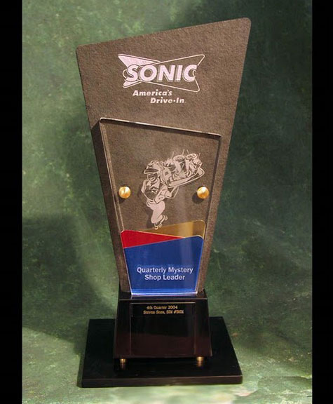 Special Event Award - Sonic Styled Award