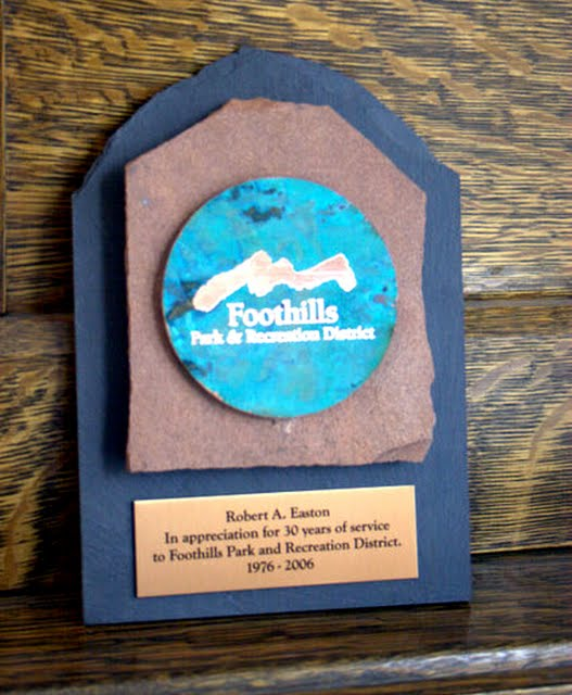 Small Plaques - Mini Mountain