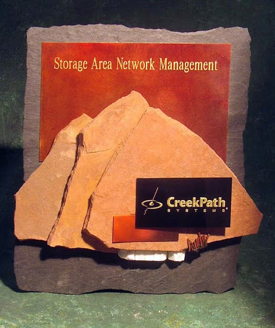 Small Plaques - Mountain