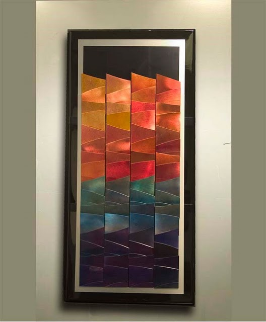 Interior Wall Recognition - Rainbow Mini-Commemorative Wall Piece
