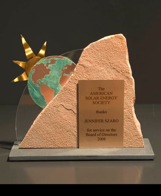 Recycled Content Awards - Mars Mountain Sunset (RRRM  Gold)